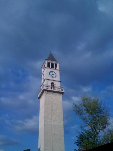 Kulla e Sahatit, Tirana